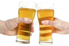 2 glass beer