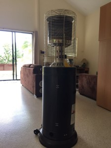 Outdoor-Gas-Heater